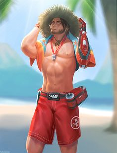 Lifeguard mccree