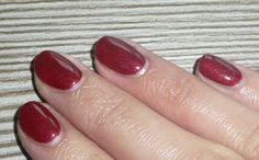 Гелевый лак IBD JustGel Polish Brandy Wine