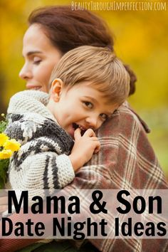 Love all these great kid date night ideas. Mom and son dates are so fun, as so important for raising boys the right way. Mommy And Son, Mom Son, Mother Son, Father Daughter, Husband, Kids And Parenting, Parenting Hacks, Peaceful Parenting, Parenting Classes