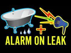 Alarm on Leak