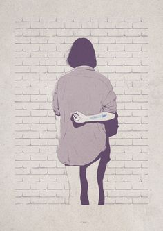 Yo soy el cuchillo y la herida...