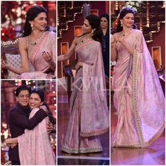 Yay or Nay : Deepika Padukone in Anushree Reddy