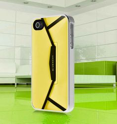 apple iphone case Luxury Yellow Leather Givenchy by MuliasCraft, $16.00