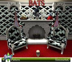 #Sims3 | simonettaC's Bats