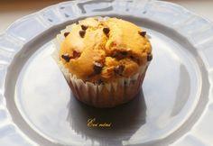 Csokis-banános muffin Évi nénitől Muffin, Evo, Breakfast, Muffins, Morning Breakfast