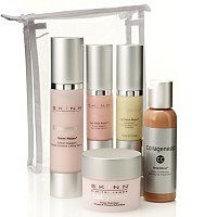 Skinn Cosmetics Collagenesis Stem Rejen Collection; these are the greatest anti-aging products!