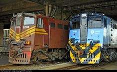 High quality photograph of PRASA Class (Electric) & Class (Electric) # / at Durban, South Africa. South African Railways, Dslr Background Images, Railroad Photography, Electric Locomotive, Diesel, World, Diesel Fuel