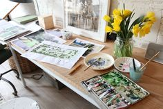 By now, you've surly seen Heather Clawson's debut book, Habitually Chic: Creativity at Work , i...