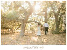 {Thad and Caroline} Romantic Orange County Engagement Photos