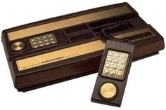 Intellivision. OMG I loved the football game........