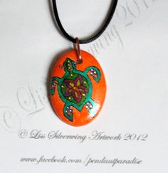 'cute turtle pendant' is going up for auction at  1pm Tue, Sep 4 with a starting bid of $20.
