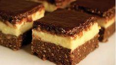 Vanil-bajadera: Kolač koji se ne peče i gotov je za samo pola sata ~ Moja kuhinjica