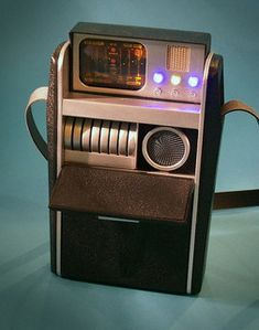 #STARFLEET INTELLIGENCE | Star Trek Equipment - Tricorder
