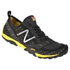 How I roll: Men's New Balance Minimus Trail
