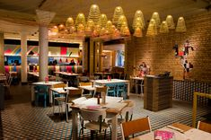 Wahaca restaurant Covent Garden