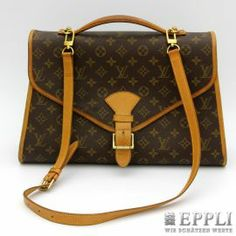 """LOUIS VUITTON VINTAGE 1993 rare Hand / Shoulder Bag """"BEVERLY GM BRIEFCASE"""". NO LONGER AVAILABLE IN STORES! Market value of about 600 €"""
