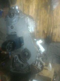 Garage workshop ,engine vw mk1 golf custom cover vanbelt