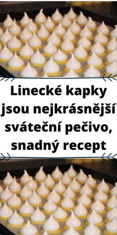 Small Desserts, No Bake Desserts, Dessert Recipes, Oreo Cupcakes, Cupcake Cakes, Czech Recipes, My Dessert, Christmas Sweets, Icing Recipe