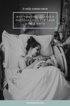 Having a baby? Why you should hire a birth photographer (hint: this experience only comes once).