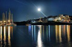 Loutra,Kithnos. Greece.