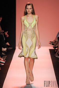Hervé Léger by Max Azria Spring-summer 2015 - Ready-to-Wear