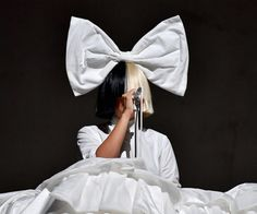 Sia's cover has been blown during a concert in Colorado on Wednesday.The 40-year-old singer couldn't maintain her disguise when a gust of wind picked up and ...