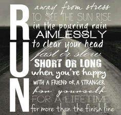 running hills motivational - Google Search