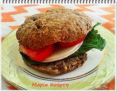Συνταγές για διαβητικούς και δίαιτα: ΣΠΙΤΙΚΑ ΨΩΜΑΚΙΑ ΠΟΛΥΣΠΟΡΑ ΟΛΙΚΗΣ ΜΕ ΜΥΡΩΔΙΚΑ ..!!