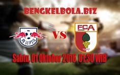 Prediksi RB Leipzig vs Augsburg 01 Oktober 2016