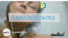 Água termal hidrata a pele? A água quente do banho é prejudicial? Qual é o melhor horário para passar hidratante no corpo e no rosto?  Para responder estas e outras dúvidas Professor Maurizio Pupo farmacêutico e cosmetólogo da ADA TINA para revelar os 12 maiores mitos e verdades sobre a hidratação na pele.  No blog tem os 12 mitos sobre a hidratação: http://ift.tt/2bwVWGo  #adatina #hidratação #BelezaPorTrásDoRótulo #cosmethica @cosmethica Siga Cosmethica no Facebook | Instagram | Twitter