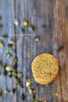 Biscotti glutenfree al mais con semi di zucca