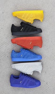 adidas Originals Superstar 'City Pack'