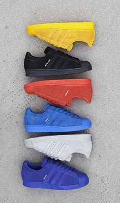 adidas Originals Superstar 'City Pack'