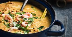 Thai Recipes, Fish Recipes, Keto Recipes, Enjoy Your Meal, Happy Foods, Fish And Seafood, Food Inspiration, Curry, Good Food