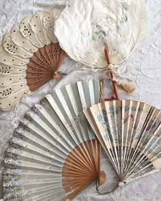 antique fans More