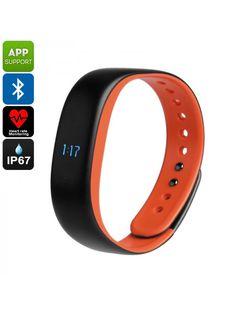 Lenovo HW02 Fitness Tracker Bracelet