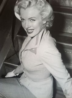 Marilyn Monroe, New York, 1952.