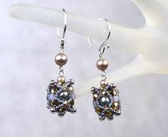 Hey, I found this really awesome Etsy listing at https://www.etsy.com/au/listing/471555415/drop-deco-earrings-dainty-ball-earrings