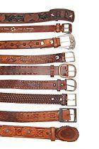 Urban Renewal Western Leather Belt  #UrbanOutfitters