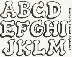 Moldes Letras Para Carteles Feliz Cumpleanos Graffiti Wallpaper More - Stencil Lettering, Doodle Lettering, Creative Lettering, Graffiti Lettering, Script Lettering, Calligraphy Fonts, Easy Graffiti, Graffiti Tattoo, Calligraphie Copperplate