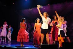 """""""the wedding singer"""" Broadway costumes - Google Search"""