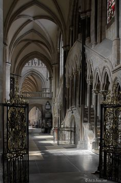 Ambulatory, Beverley Minster
