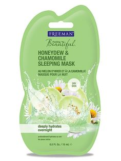 I want to try the Freeman Honeydew & Chamomile Sleeping Mask and the origins mask Beauty Uk, Beauty Care, Beauty Tips, Beauty Ideas, Overnight Face Mask, Best Face Serum, Face Mask For Blackheads, Peel Off Mask, Homemade Face Masks