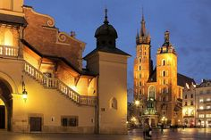 Basilica of the Virgin Mary, Krakow, Poland