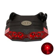 #Valentines #AdoreWe #GearBest - #Gearbest LEADBIKE Bicycle Rear Light USB Rechargeable ABS 4LED Waterproof Taillights MTB Road Bike Accessories - AdoreWe.com