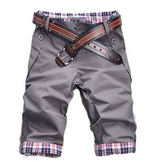 Men's Clothing Official Website Mens Casual Printed Pocket Beach Work Casual Men Short Trouser Shorts Pants For Male Drop Shipping To Prevent And Cure Diseases