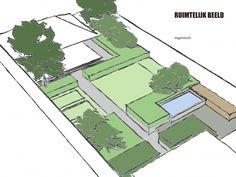 Projecten tuinontwerp | KOMland Buitenruimte ontwerp