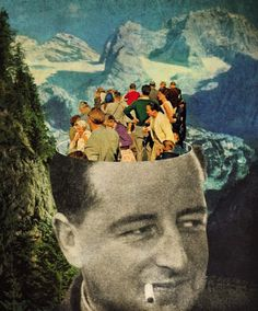 PETER HORVATH COLLAGE