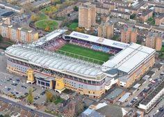 Ground  home west ham united london