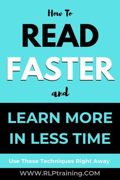 Brain Based Learning, Learning Skills, Skills To Learn, Study Skills, Learning Process, Writing Skills, How To Focus Better, How To Read Faster, Learn Faster